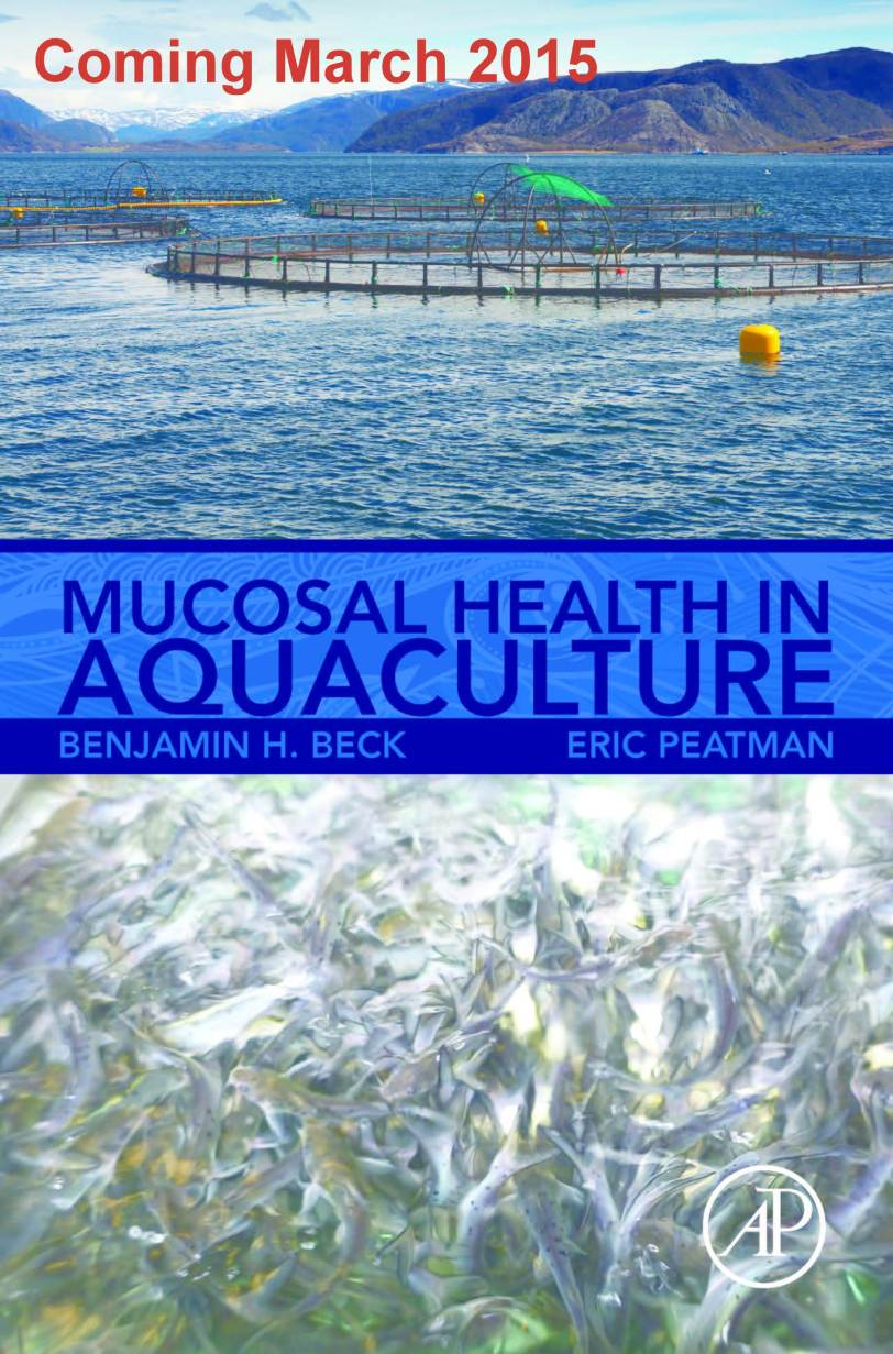 Mucosal Health in Aquaculture Cover